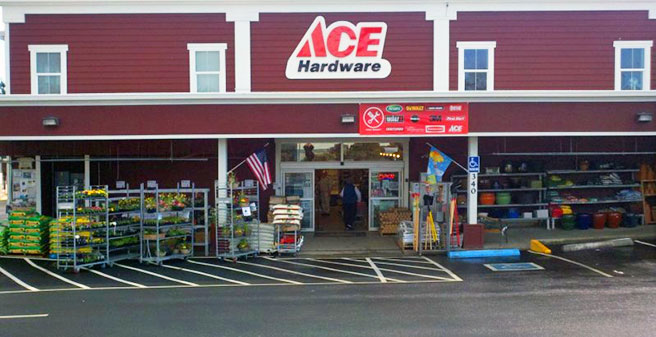 Friday Harbor Ace Hardware, tools, outdoor equipment, lawn & garden
